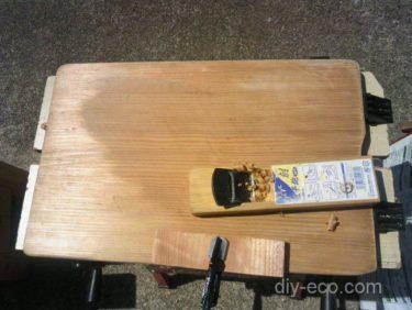 まな板の再生DIY