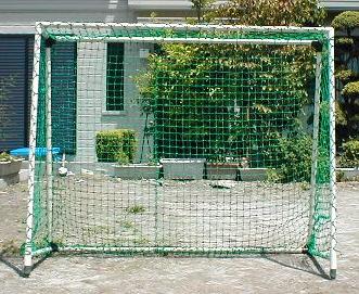 サッカーゴールの製作(子供用)