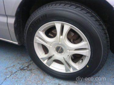 エコな自動車のタイヤ その3