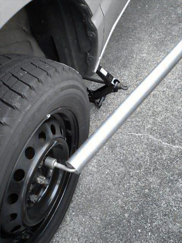 DIYでタイヤ交換